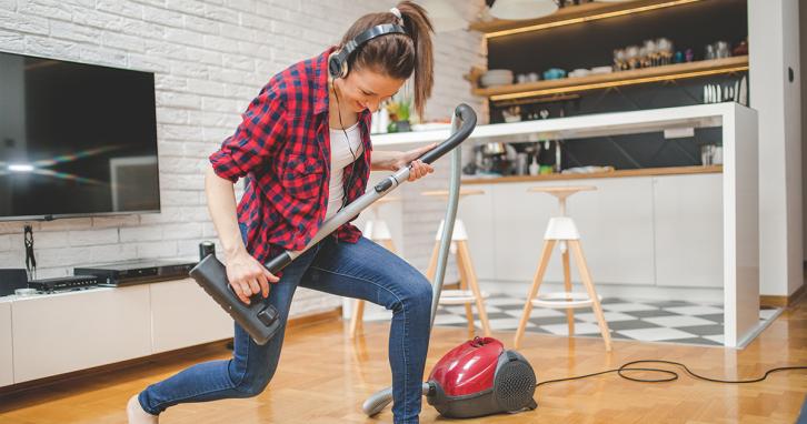 10 хітів для домашнього прибирання