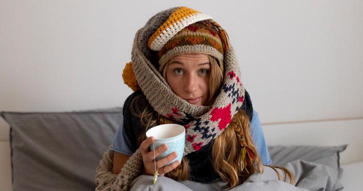 Як поводитись у морозну погоду