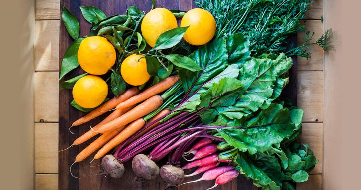 Корисні страви проти весняного авітамінозу