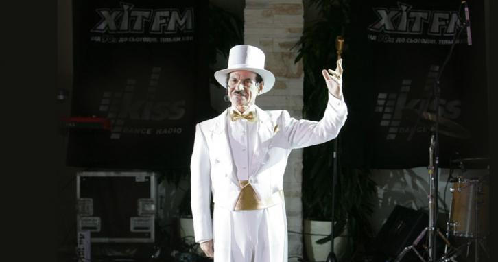 Легендарному хореографу Чапкісу – 91