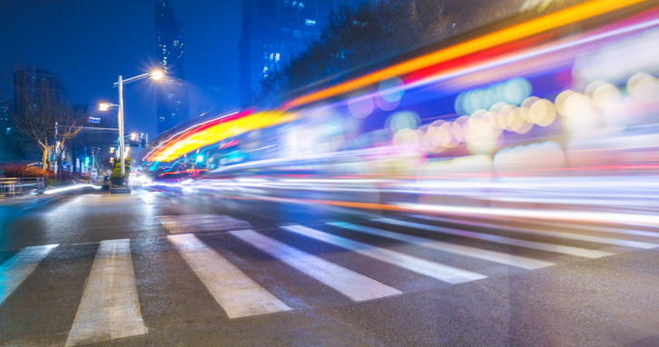 10 хітів для поїздок нічним містом