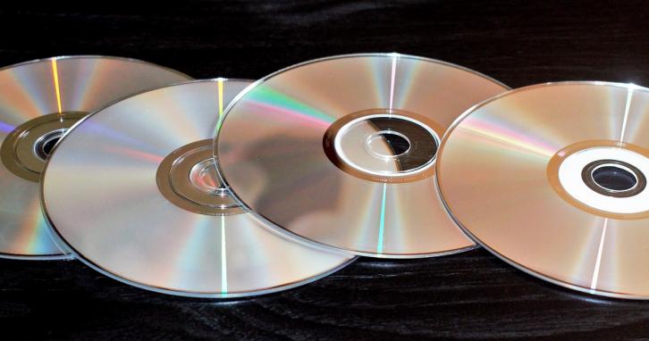 5 ідей, що зробити з компакт-дисків