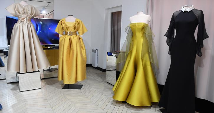 Де придбати брендові сукні