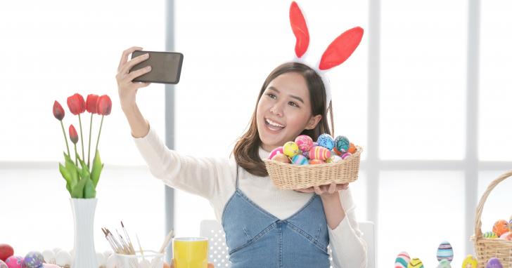 Як світові зірки відсвяткували Великдень