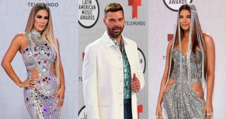 Latin American Music Awards: найяскравіші образи