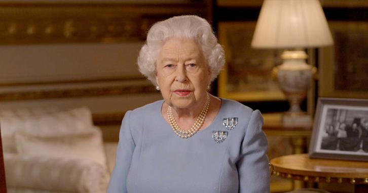 Королеві Єлизаветі II  — 95