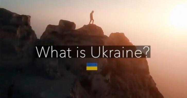 Відео українського блогера «What is Ukraine» набирає перегляди