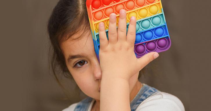 Pop it: іграшка-антистрес для дітей і дорослих
