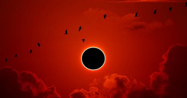 Сонячне затемнення: боятися чи загадувати бажання
