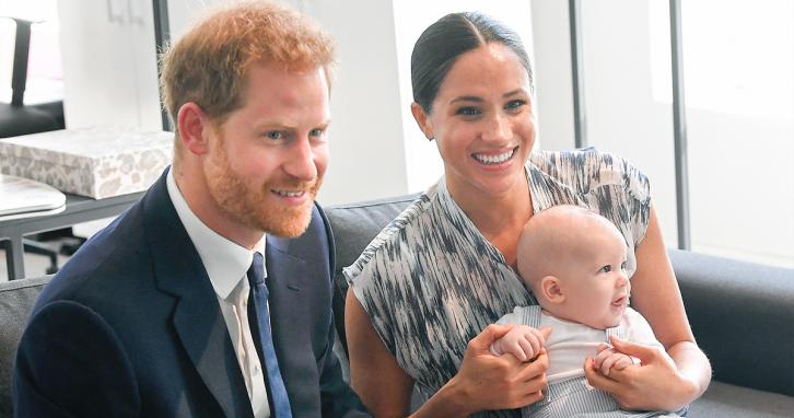Новонароджена донька Меган та Гаррі помирила королівську родину