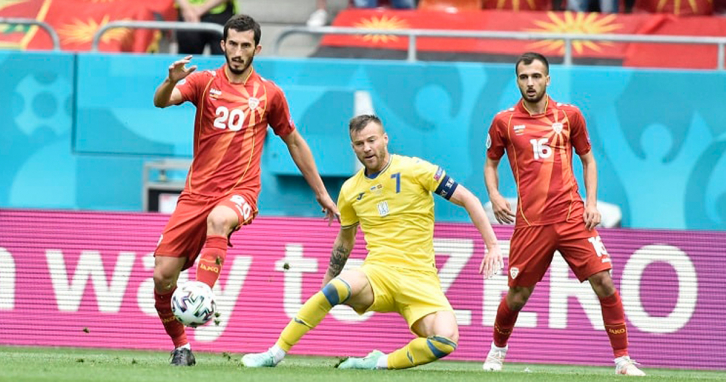 Успіх української збірної з футболу та тролінг Кріштіану Роналду