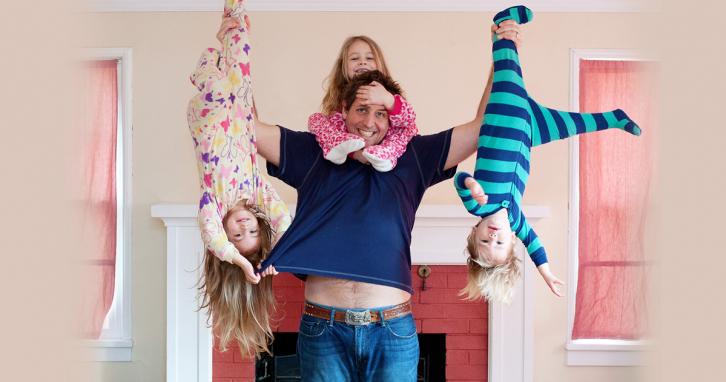 День батька: зворушливі привітання зірок