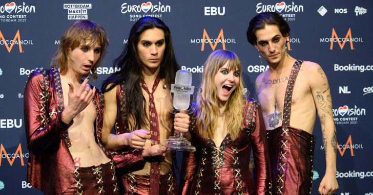 Фінал Євробачення: переможці та вибуховий виступ України