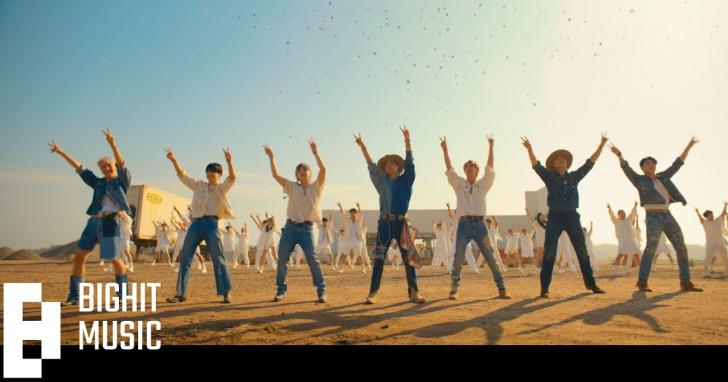 Елтон Джон зізнався у захопленні BTS після виходу нового кліпу гурту