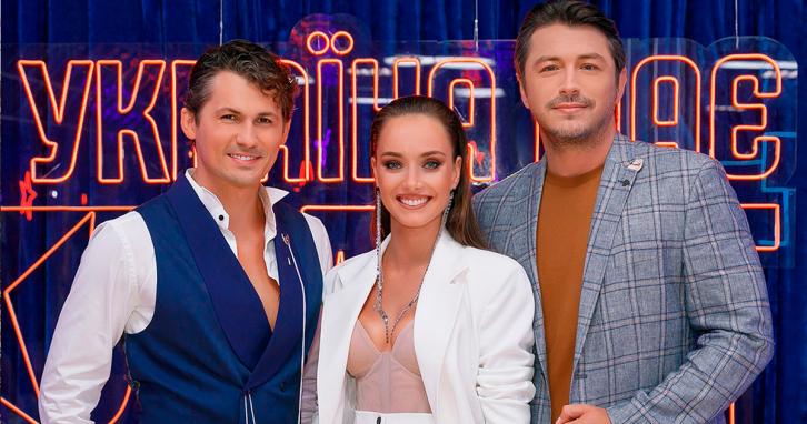 Оголошено склад зіркового журі шоу «Україна має талант»