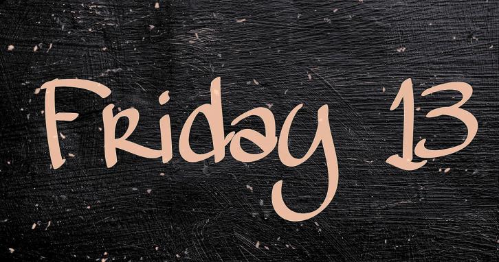 П'ятниця, 13: що не варто робити в цей день