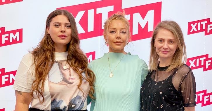 Тіна Кароль та Олександра Заріцька з гурту KAZKA представили пісню «Зірочка»