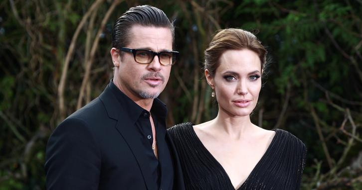Анджеліна Джолі натякнула на причину розлучення з Бредом Піттом
