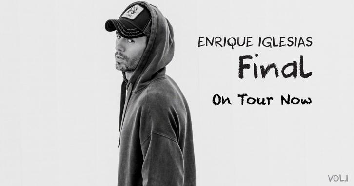 Енріке Іглесіас випустив фінальний альбом перед туром з Рікі Мартіном